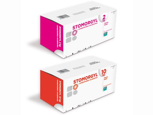 Stomorgyl 50 comp.
