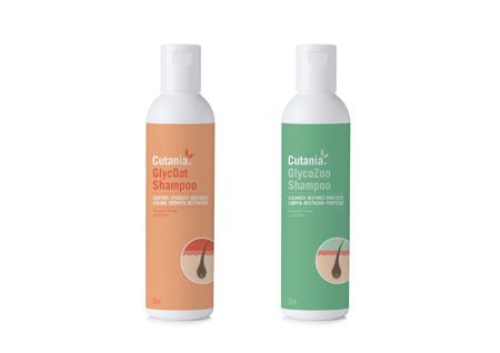 CUTANIA GlycOat y CUTANIA GlycoZoo Shampoo