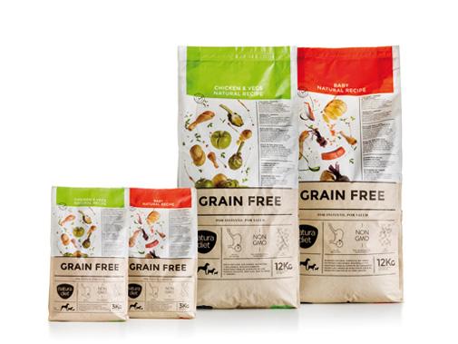 Nuevos Natura Diet Baby Natural Recipe y Chicken & Vegs Natural Recipe