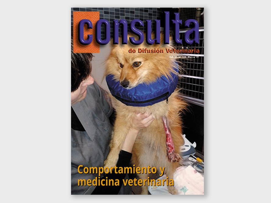 Monográfico comportamiento y medicina veterinaria